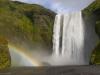 Regenbogen - Island