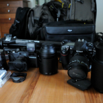 Kamera-Ausrüstung