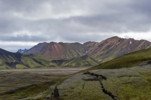 Region Landmannalaugar