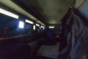 Einzelzimmer mit bäriger Aussicht