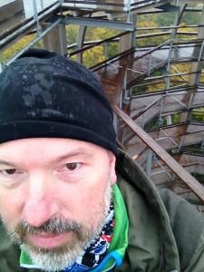 """Klassisches Selfie auf dem """"Adlerhorst"""""""